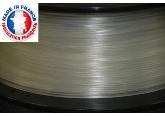 Pla naturel translucide 3d filament arianeplast