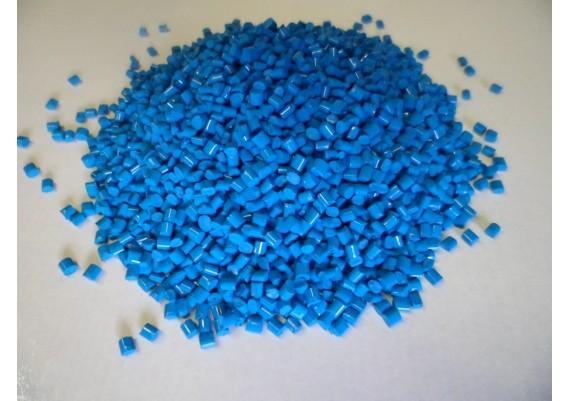 Mélanges Maître/Colorants PLA Bleu Ciel