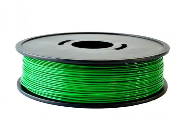 PLA vert 4043D 3D filament Arianeplast fabriqué en France 1kg