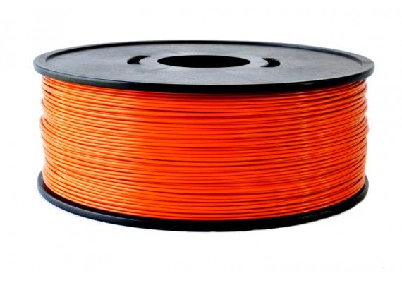 ABS Orange 3D filament Arianeplast 1kg