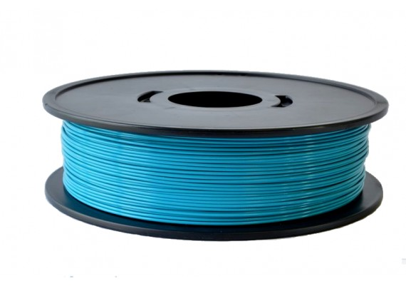F-4043D-turquoise bobine fil PLA Turquoise filament 3D filament Arianeplast 2.3kg