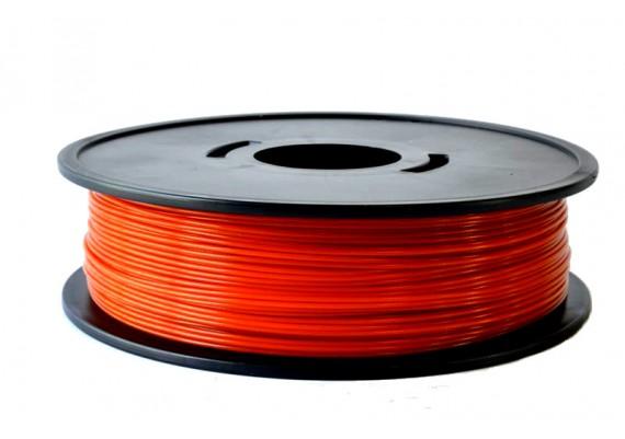 F-PLAOCREo PLA Ocre orange 315g 3D filament Arianeplast fabriqué en France