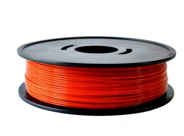F-PLAOCREo PLA+ Ocre orange 315g 3D filament Arianeplast fabriqué en France