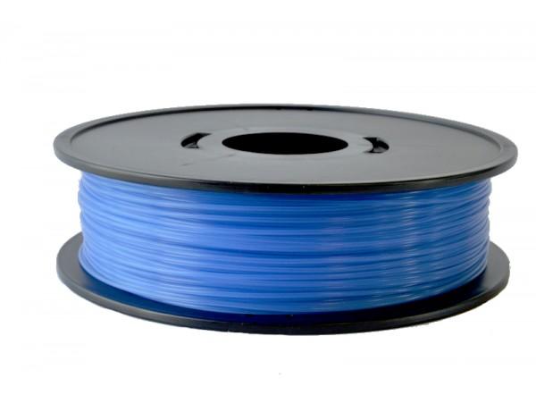 PLA+ Bleu translucide 3D filament Arianeplast 315g fabriqué en France
