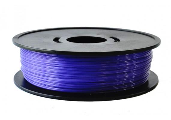 PLA Violet translucide 315g 3D filament Arianeplast fabriqué en France