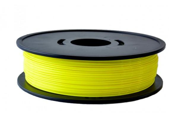 PETG Jaune Fluo 750g 3D filament Arianeplast fabriqué en France