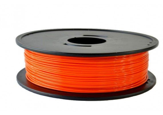 PETG Orange opaque 750g 3D filament Arianeplast fabriqué en France