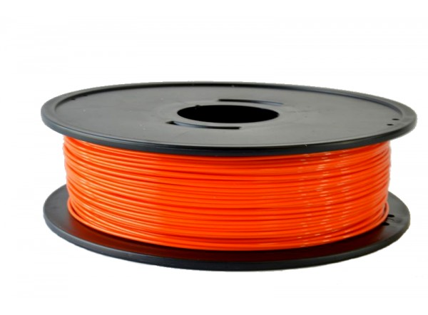 PETG Orange opaque 1.75mm 3D filament Arianeplast fabriqué en France