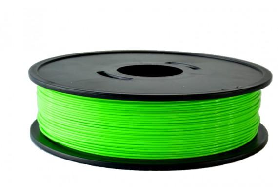 PETG Vert Fluo opaque 3D filament Arianeplast fabriqué en France
