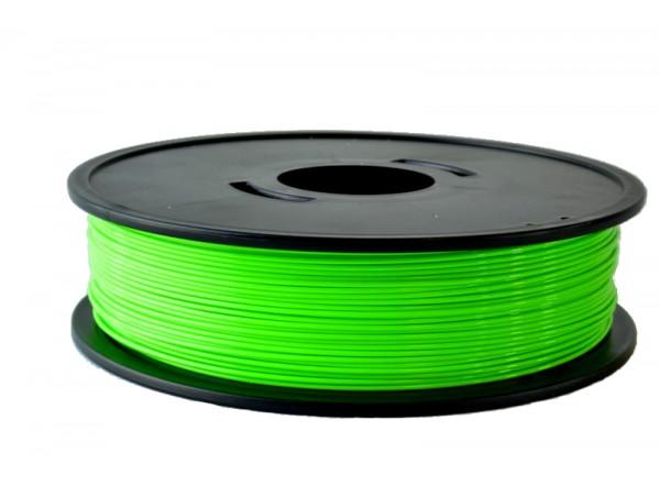 PETG Vert Fluo opaque 750g 3D filament Arianeplast fabriqué en France