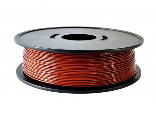 PETG Bordeaux opaque 750g 3D filament Arianeplast fabriqué en France