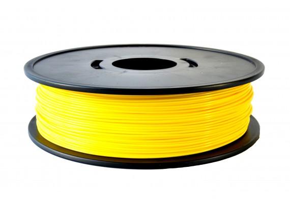 PLA jaune 3D filament Arianeplast 750g fabriqué en France