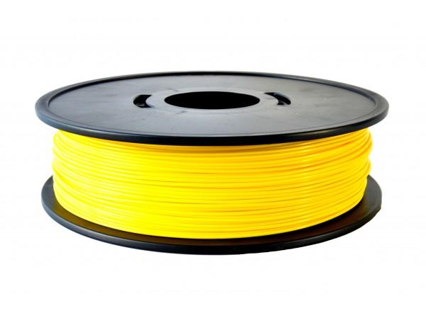 F-4043D-jaune PLA+ jaune 3D filament Arianeplast 315g fabriqué en France