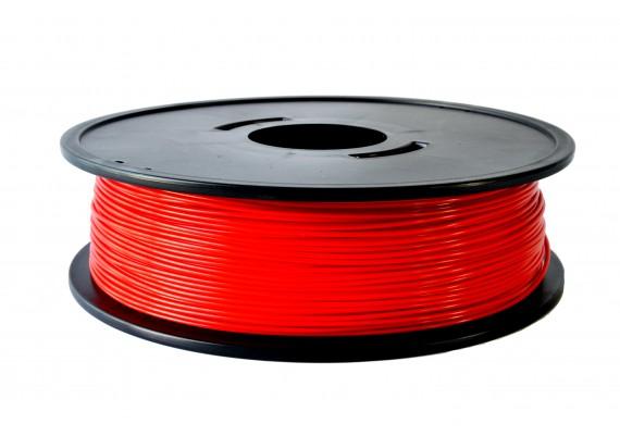 PLA rouge 3D filament Arianeplast RAL 3020 750g fabriqué en France
