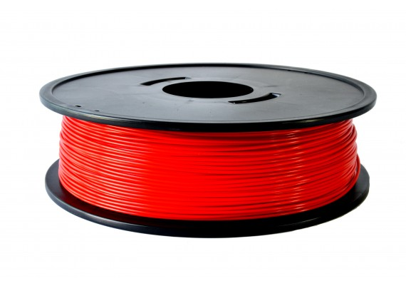 F-PLA3/4ROUGE PLA rouge 3D filament Arianeplast 315g fabriqué en France