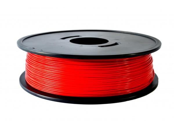 F-PLA3/4ROUGE PLA rouge 3D filament Arianeplast 350g fabriqué en France