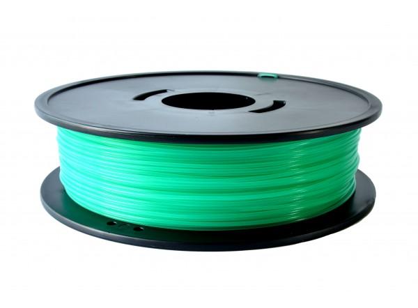 PLA+ Vert translucide 315g 3D filament Arianeplast fabriqué en France