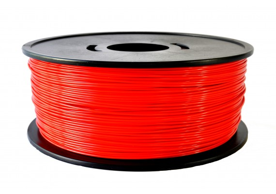 ASA anti-uv Rouge 1kg RAL 3020