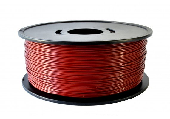ABS  Bordeaux 3D filament Arianeplast 1kg