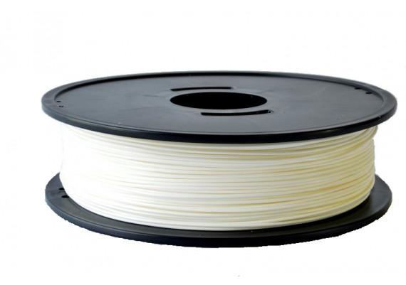 PLA blanc 3D filament Arianeplast 315g  fabriqué en France