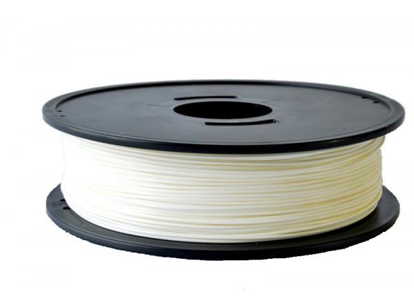F-PLA3/4BLANC PLA blanc 3D filament Arianeplast 350g fabriqué en France