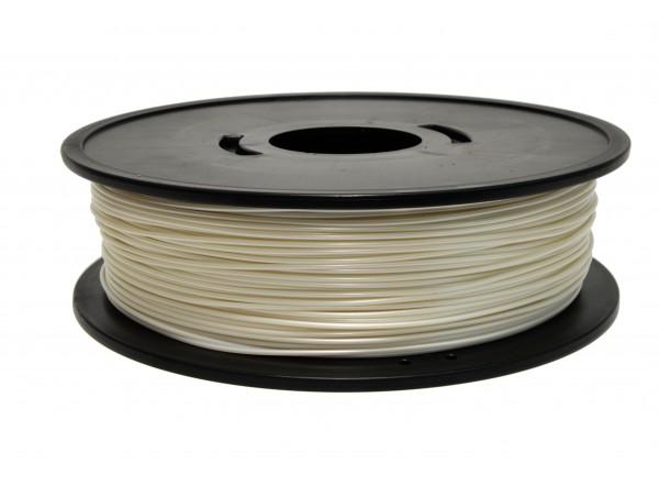 PLA Blanc nacré 3D filament Arianeplast 750g  fabriqué en France