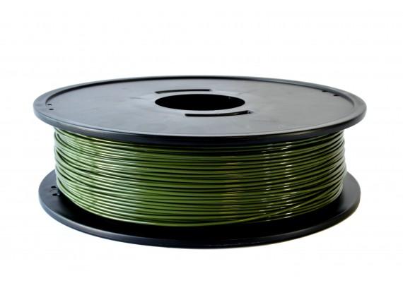PETG Kaki 750g 3D filament Arianeplast fabriqué en France