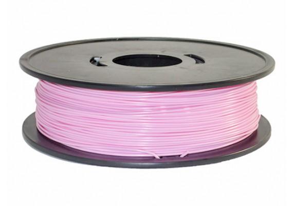 PLA rose bonbon 3D filament Arianeplast 750g fabriqué en France