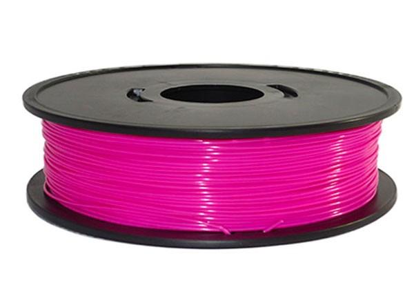 PLA+ rose funky 3D filament Arianeplast 315g fabriqué en France