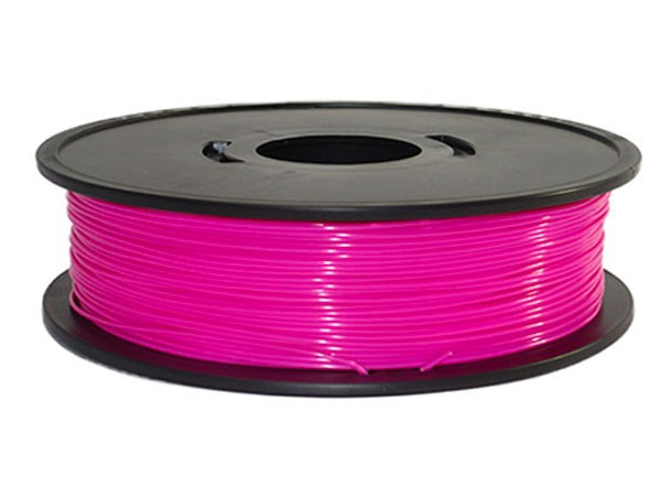 PLA rose funky 3D filament Arianeplast 350g fabriqué en France