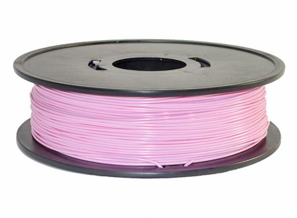 PLA rose bonbon 3D filament Arianeplast 350g fabriqué en France