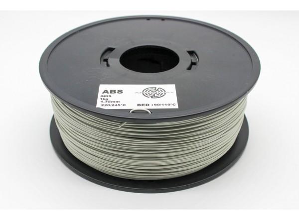 F-BASIC-gris ABS gris 3D filament Arianeplast 1kg