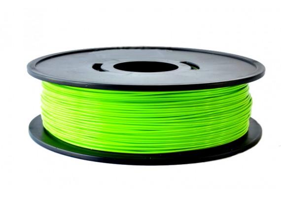 F-PLAVPOMME8kg PLA Vert pomme 3D filament Arianeplast fabriqué en France 8kg