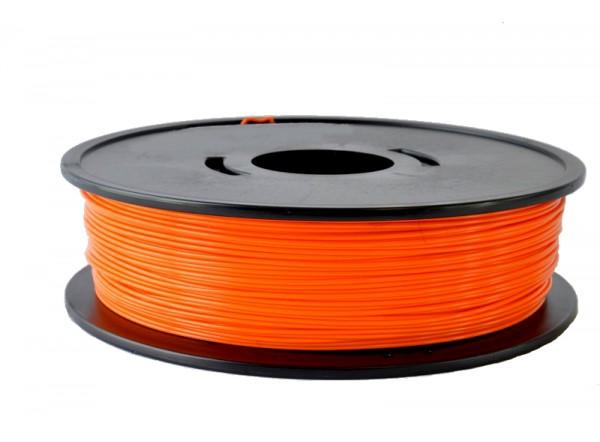 F-PLAOrange8kg bobine fil 3D PLA Orange 3D filament Arianeplast 8kg