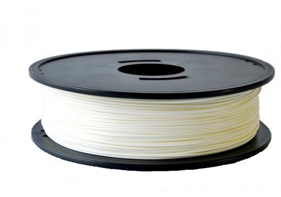 F-4043D-BLANC8kg 8kg PLA BLANC bobine de filament 3D Arianeplast