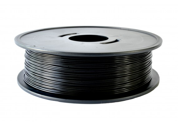 F-4043D-noir8kg 8 kg PLA noir bobine filament 3D Arianeplast
