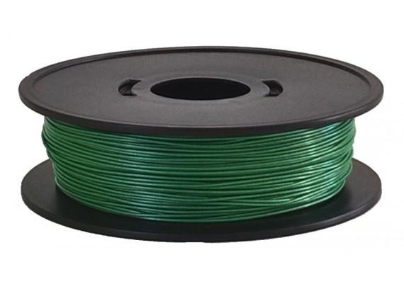 PLA vert foncé métallisé 3D filament Arianeplast 750g fabriqué en France