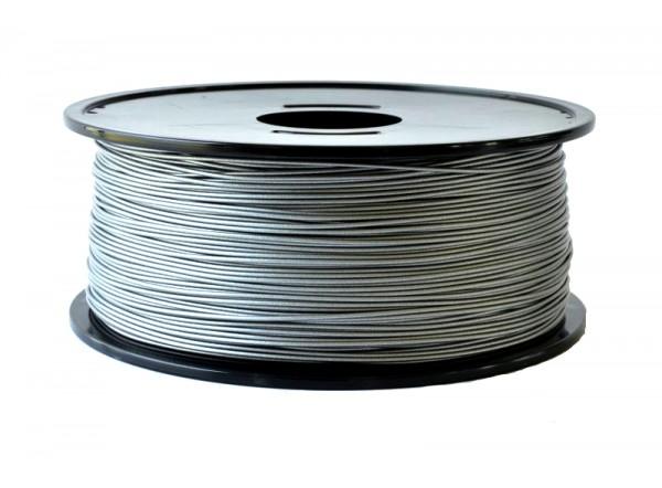 F-BASIC-ALU ABS Aluminium 3D filament Arianeplast 1kg fabriqué en France