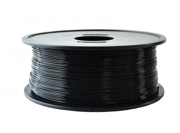 F-RECY285 PLA recyclé noir métallisé filament 2.85mm